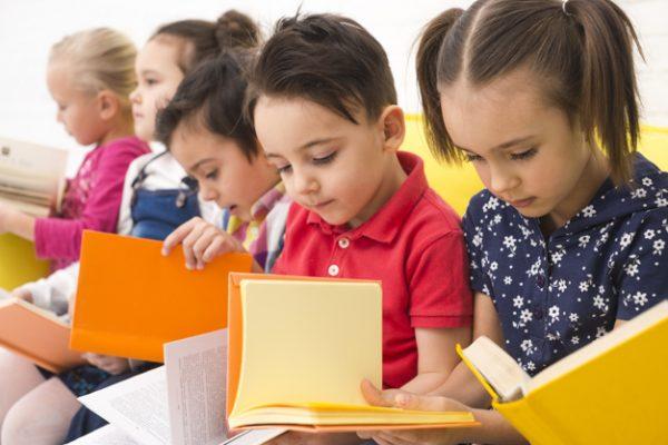 Быстрое чтение для детей онлайн